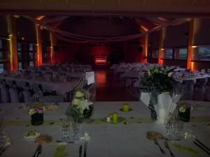 Mise en lumière - Py Animation dj pour votre mariage