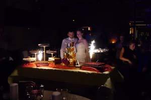Arivée de votre dessert en musique - PY Anim dj mariage Haute-Savoie 74 et Savoie 73