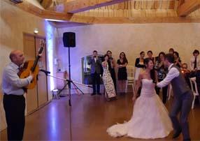 Ouverture de votre bal selon votre choix - PY Anim dj mariage ferme de Gy 74