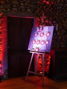02 Mise de lumière - Ferme du Chateau à Draillant